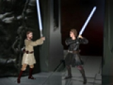 Jedi blades of light