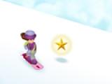 Бетти на сноуборде