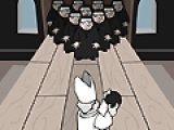 Боулинг в монастыре