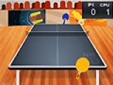 Чемпионат по настольному теннису