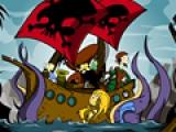 Пираты поиск объектов