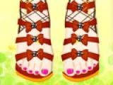 Модные ножки