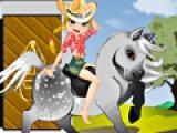 Лошадь Беллы