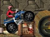 Триал на квадроцикле