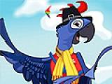 Попугай из Рио