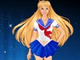 Девчонка аниме