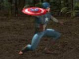 Капитан Америка - Щит мстителя