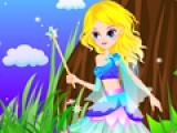 Симпатичная лесная фея