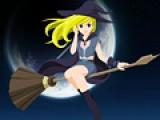 Приключения ведьмы