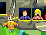 Бодрые пожарники