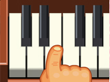 Пианино собачки
