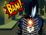 Бэтмен мощность удара