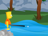 Прыгающий Барт Симпсон