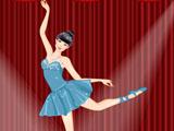 Оденьте балерину