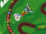 Кролик против жуков