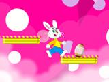 Прыжки пасхального кролика