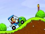 Сумасшедший гольфкар