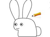 Нарисуйте моего кролика