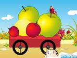 Сколько яблок находятся