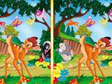Лесные приключения Бэмби
