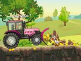 Приключение трактора