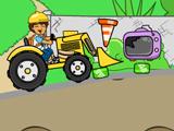 Трактор Диего
