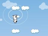 Прыжки коровы