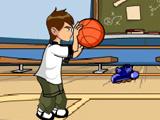 Звезда баскетбола Бен 10