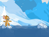 Прыжки по льду Тома и Джерри