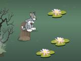 Том и Джерри на болоте