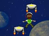 Прыжки в космосе Бена 10