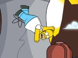 Пните по заднице Гомера