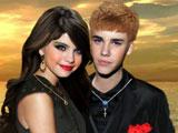 Джастин и Селена день святого Валентина
