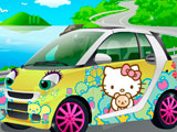 Машина Хелло Кити