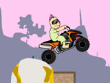 Квадроцикл мистера Кейка