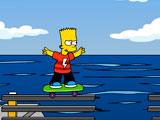 Барт Симпсон, скейтбординг 2