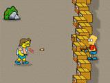 Барт Симпсон обороняет