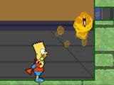 Барт Симпсон подрыватель