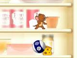 Том и Джерри набег на холодильник