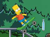 Барт на доске
