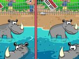 Отличия животных зоопарка