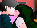Школьный поцелуй