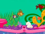 Аквариум с рыбками Братц