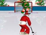 Хоккей Санты