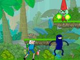 Время приключений в джунглях