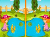 Найди отличия в детском парке