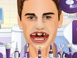 Проблемы с зубами Джастина Бибера