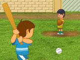 Бейсбол разбить
