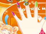 Симпатичные ногти с животными