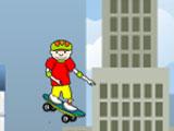 Экстремальное приключение на скейте